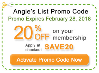 Exclusive Angies List Promo Code
